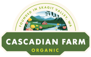 Cascadian Farm Organic Logo