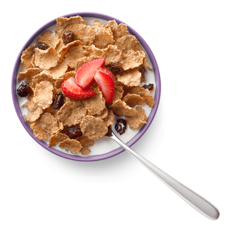 Cascadian Farm Raisin Bran Cereal ingredient image