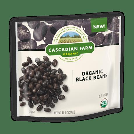 Cascadian Farm Organic Frozen Black Beans