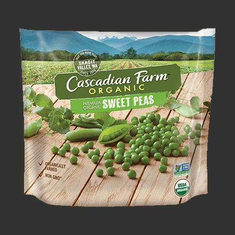 Cascadian Farm Organic Frozen Sweet Peas