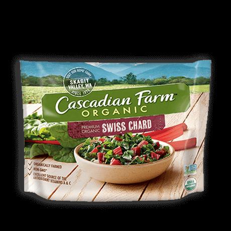 Cascadian Farm Organic Frozen Swiss Chard