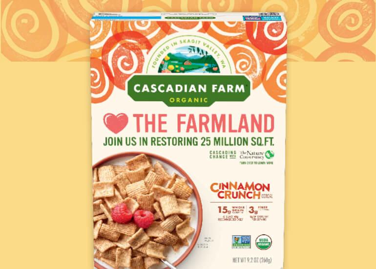 Cinnamon Crunch Box Art